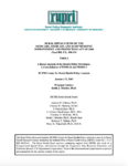 Rural Implications of the Medicare, Medicaid, and SCHIP Benefits Improvement and Protection Act of 2000 (Cover Image)