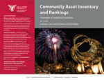 Community Asset Inventory and Rankings: Changes in Indiana Counties, 2012-2018 (Cover Image)